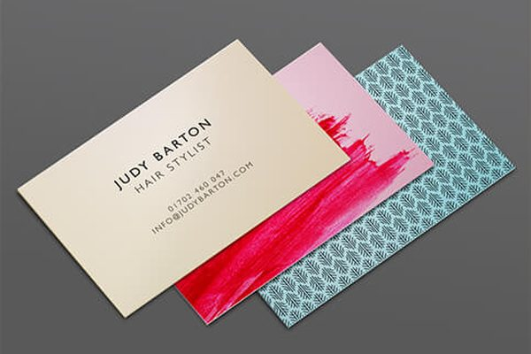 Silk screen business cards best business 2017 screen printed business cards colourmoves