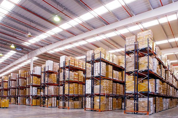 A Quick Look at the Different Types of Warehouse Storage